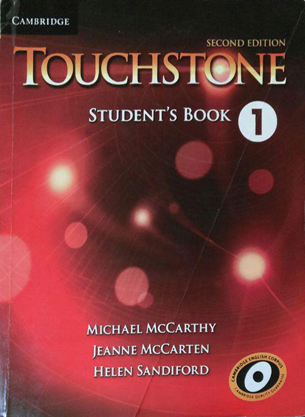کتاب دست دوم TOUCHSTONE - Students Book 1